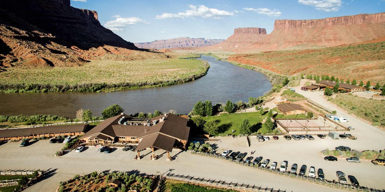 Red Cliffs Lodge -- Moab, UT