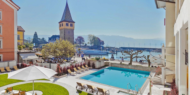 Hotel Bayerischer Hof -- Lindau