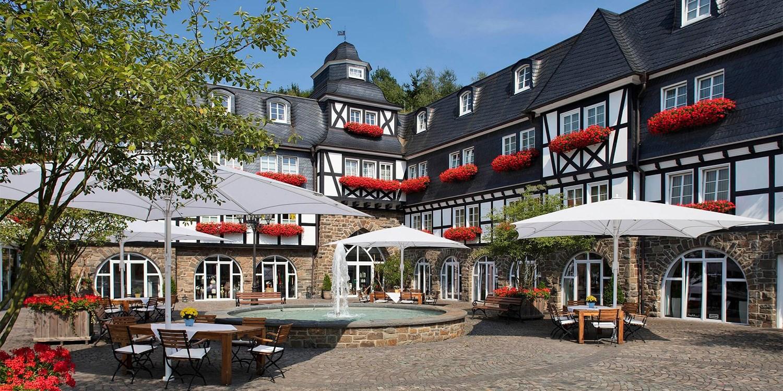 Romantik Wellnesshotel Deimann -- Schmallenberg