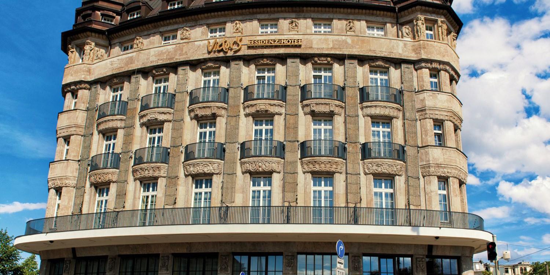 Victor's Residenz-Hotel Leipzig -- Leipzig