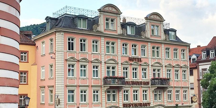 City Partner Hotel Holländer Hof -- Heidelberg