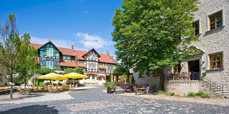 Hotel Resort Schloss Auerstedt