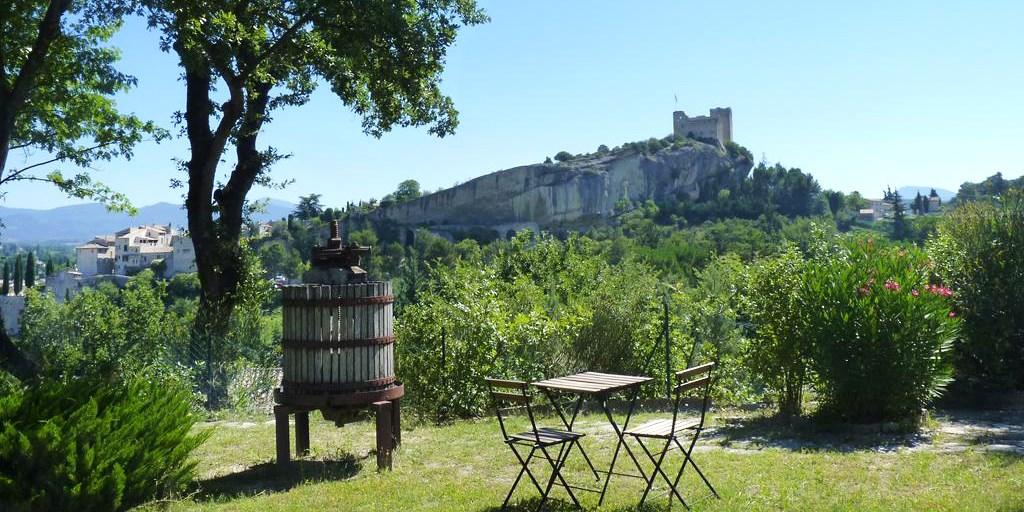 Le Logis du Chateau -- Vaison-la-Romaine