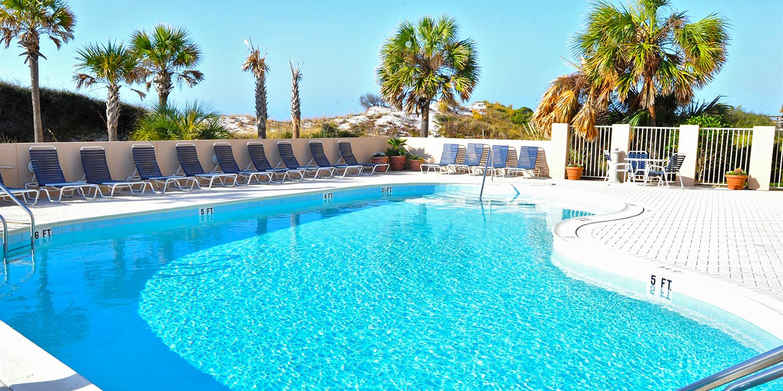 Tops'l Beach & Racquet Resort by Wyndham Vacation Rentals -- Miramar Beach, FL