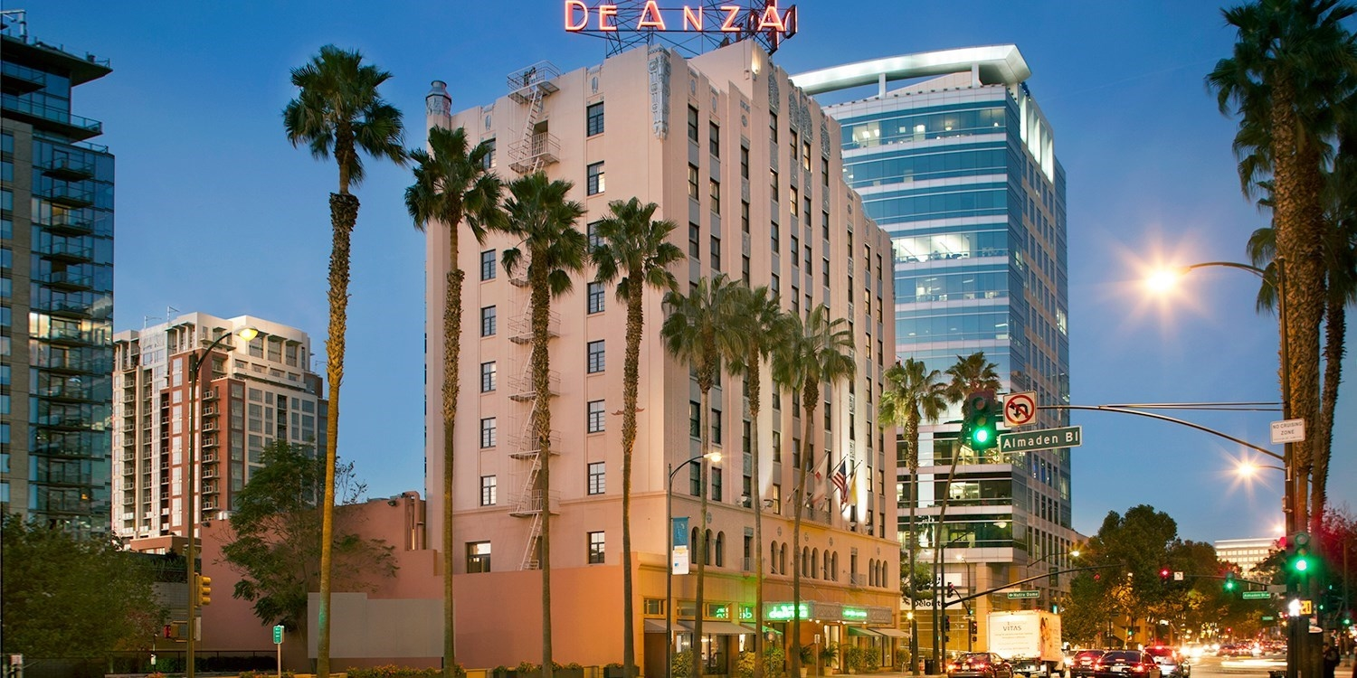 £91 – Downtown San Jose Boutique Hotel, 65% Off -- San Jose, CA