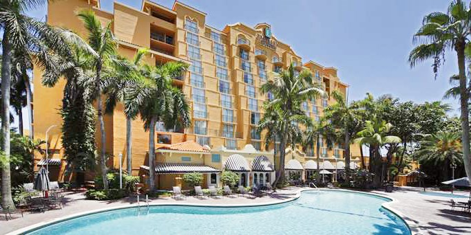 Embassy Suites by Hilton Miami International Airport -- Miami, FL - Miami Intl (MIA)