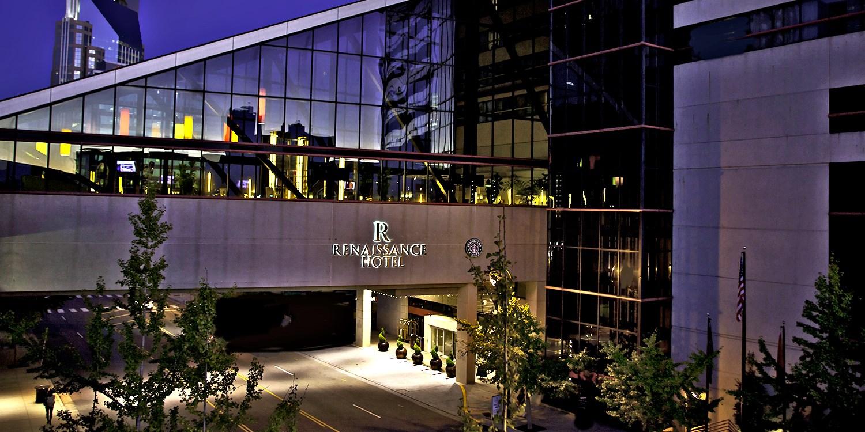 Renaissance Nashville Hotel -- Nashville, TN