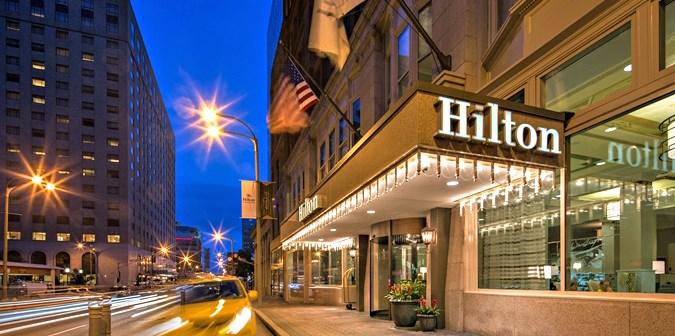 Hilton St. Louis Downtown at the Arch -- St. Louis, MO