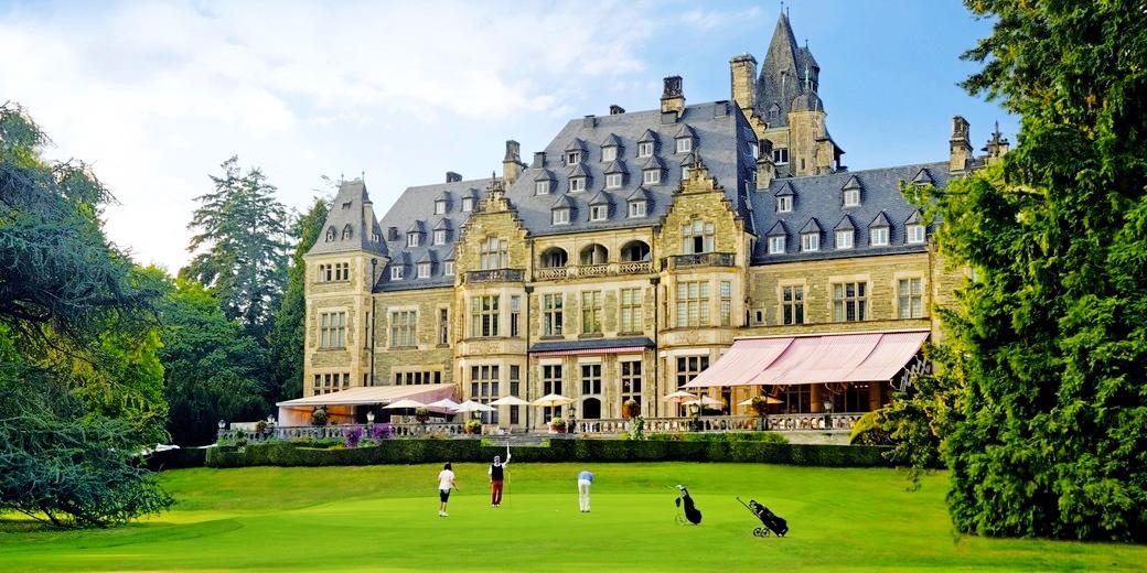 Schlosshotel Kronberg  -- Kronberg im Taunus