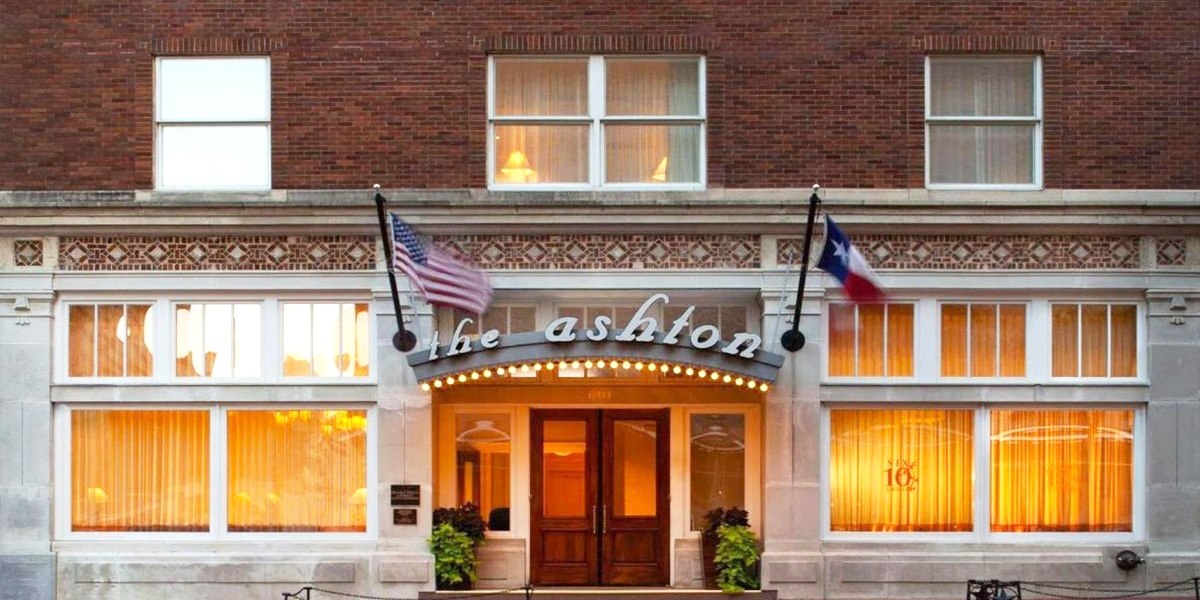 The Ashton Hotel -- Fort Worth, TX