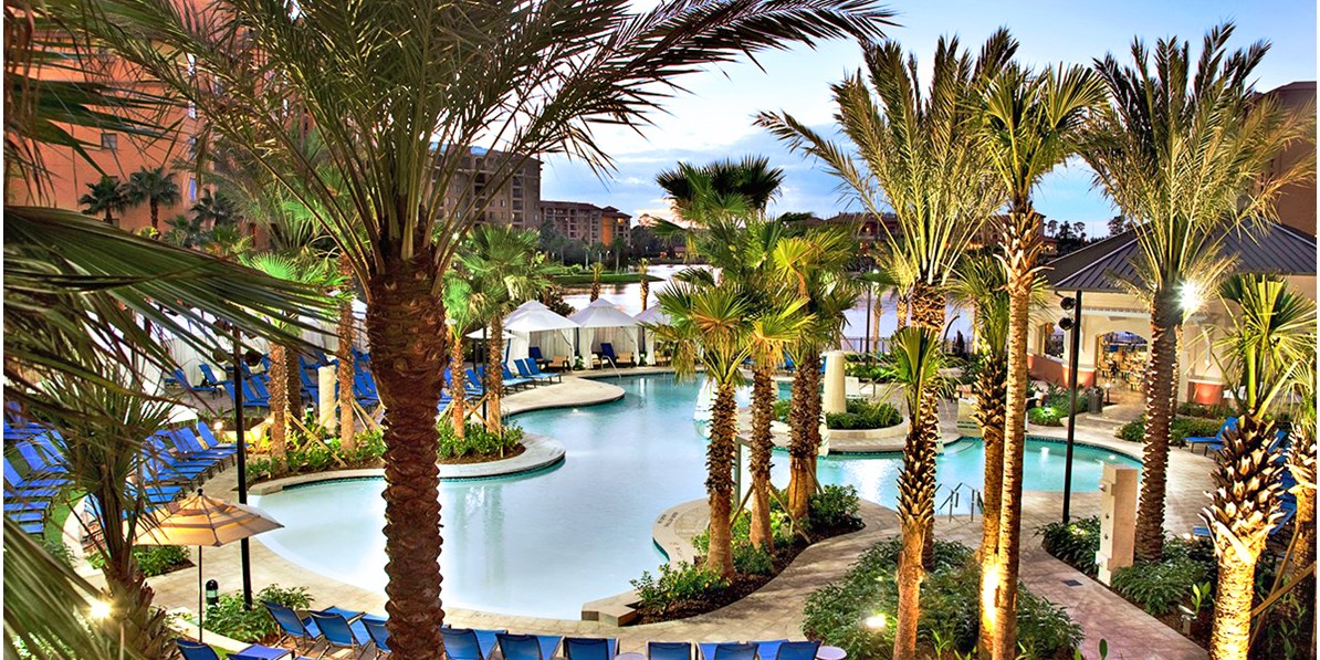 Wyndham Grand Orlando Resort Bonnet Creek -- Disney World, FL