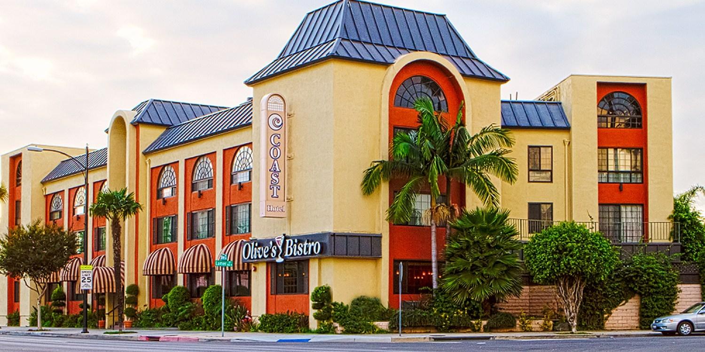 Coast Anabelle Hotel -- Burbank, CA