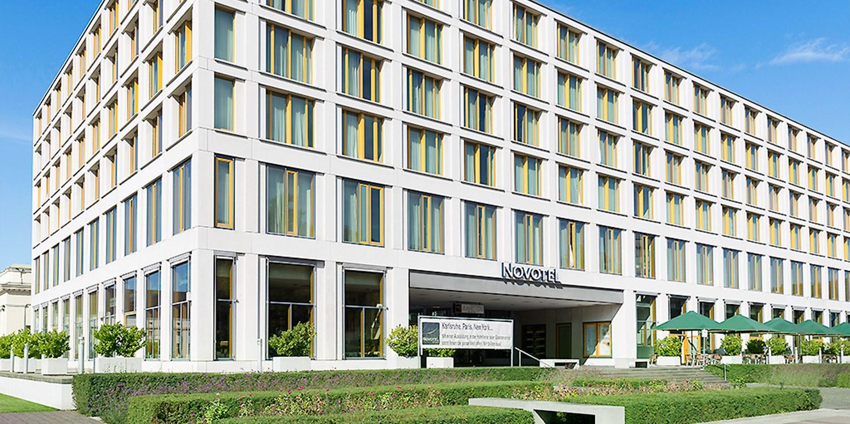 Novotel Karlsruhe City -- Karlsruhe