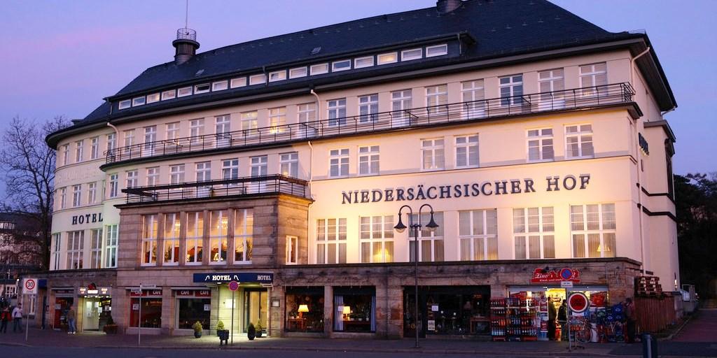 Hotel Niedersächsischer Hof -- Goslar
