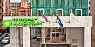 wyndham garden chinatown - Wyndham Garden Chinatown