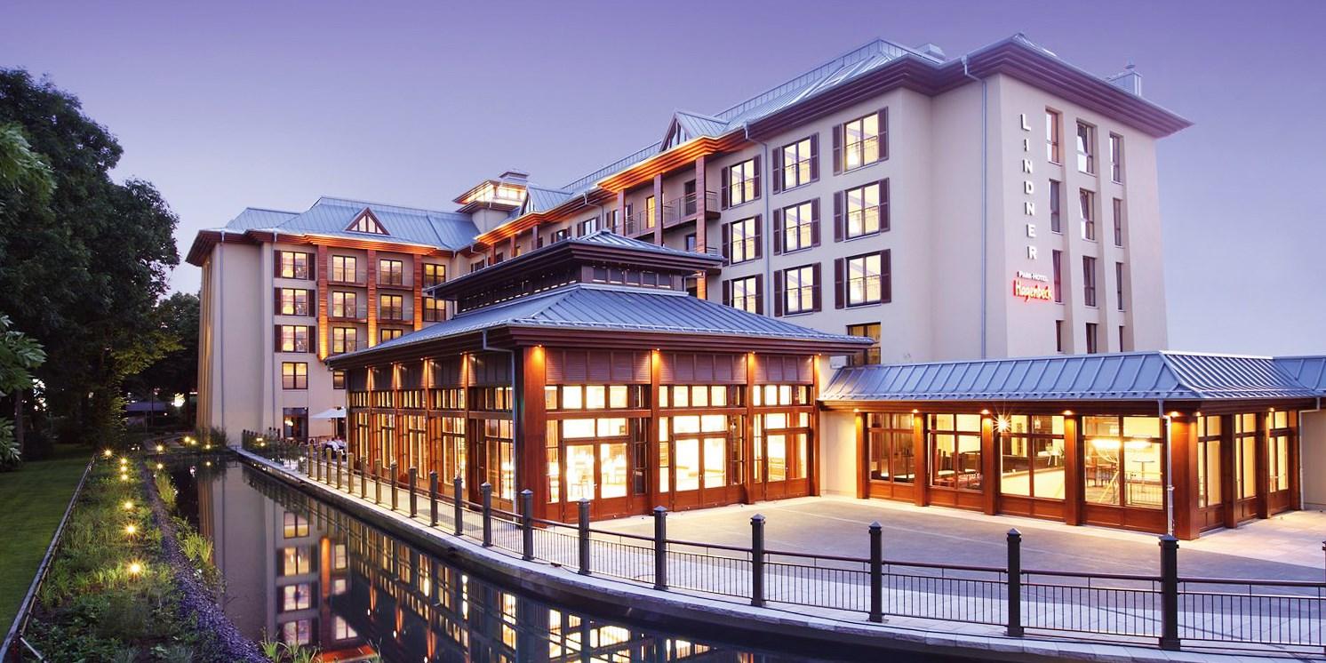 Lindner Park-Hotel Hagenbeck -- Hamburg