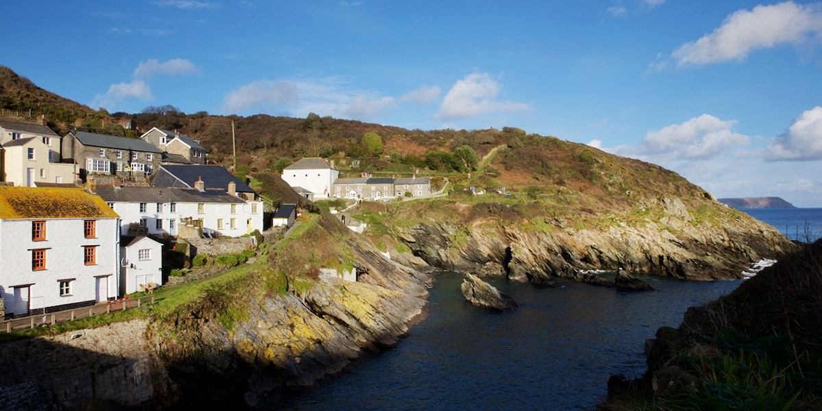 The Lugger -- Portloe, United Kingdom