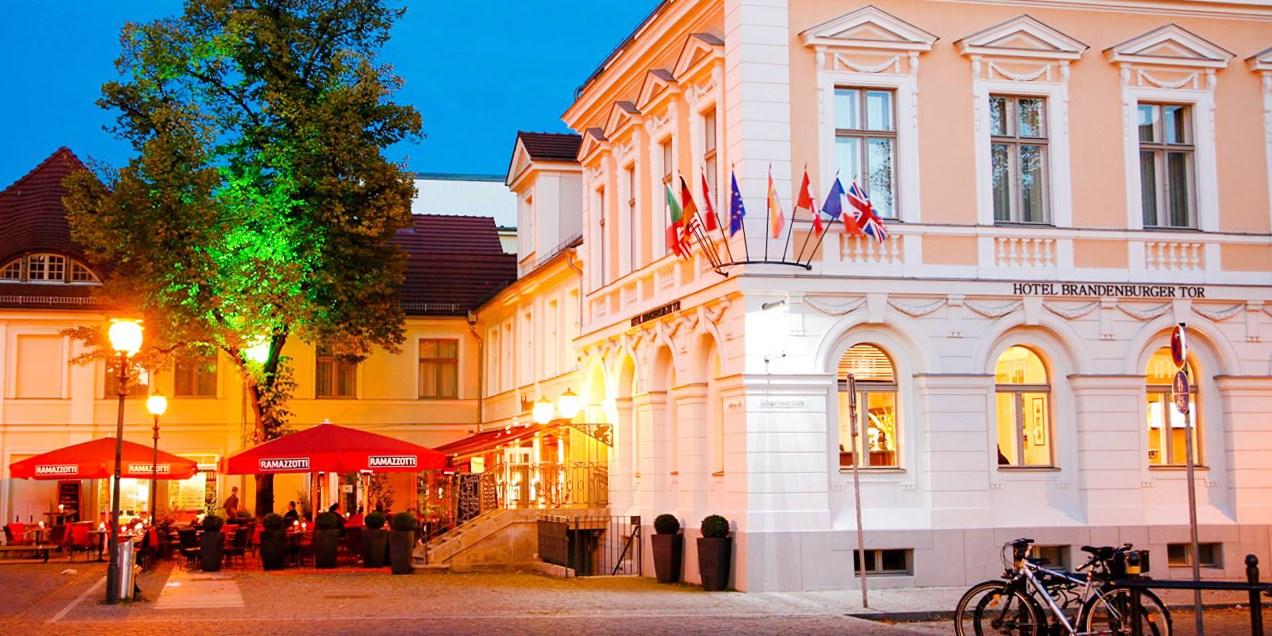 Hotel Brandenburger Tor Potsdam -- Potsdam
