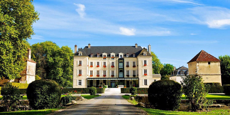 Château de Saulon -- Saulon-la-Rue, France