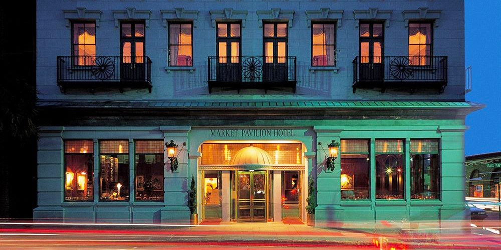 Market Pavilion Hotel -- Charleston, SC