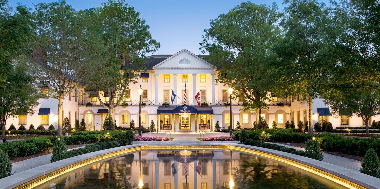 Williamsburg Inn - A Colonial Williamsburg Hotel -- Williamsburg, VA