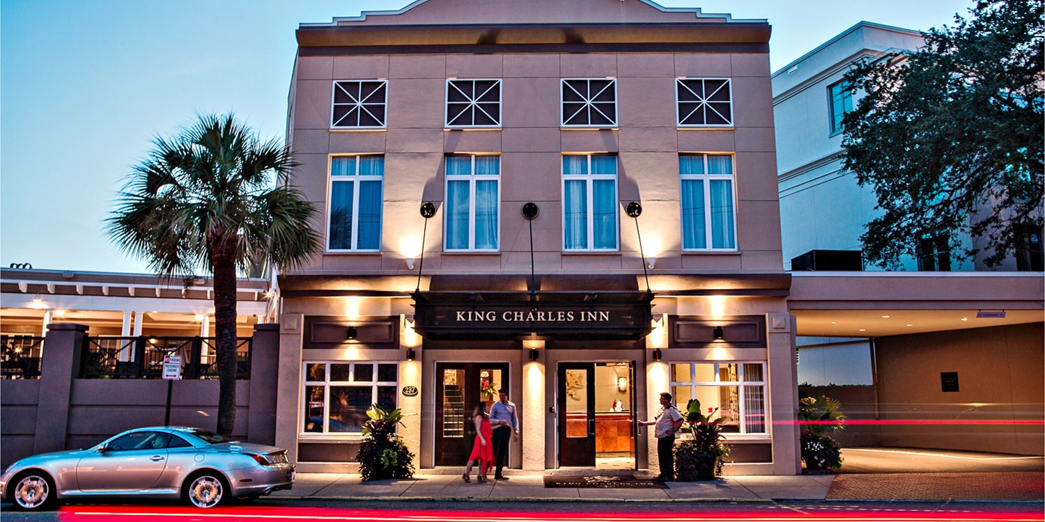 King Charles Inn -- Charleston, SC