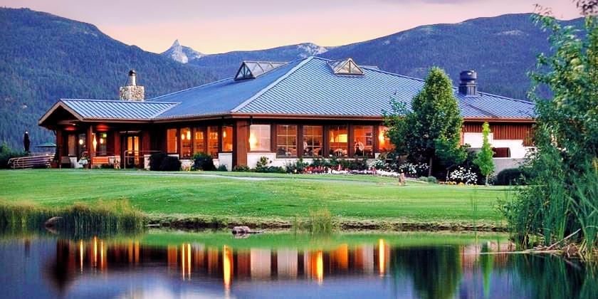 Mount Shasta Resort -- 沙斯塔山, 加利福尼亚州