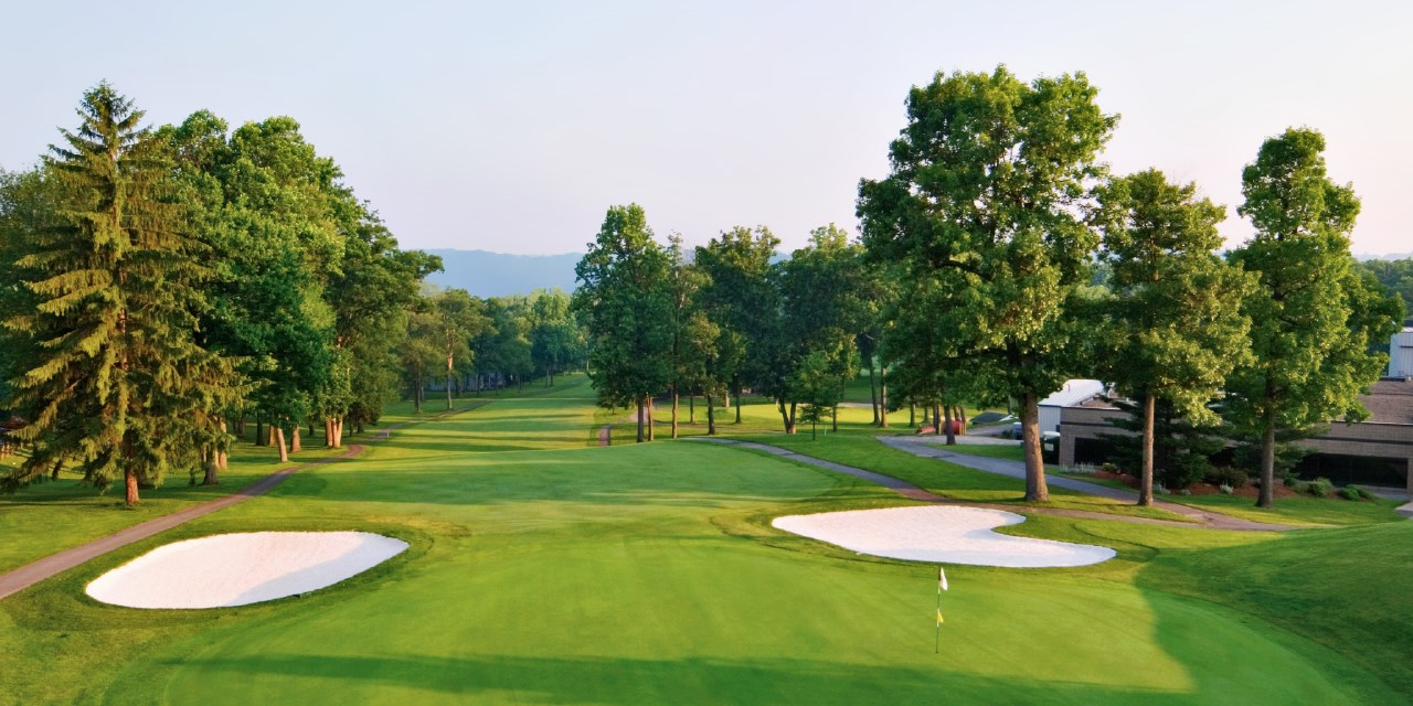 Lakeview Golf Resort & Spa -- Cheat Lake, WV