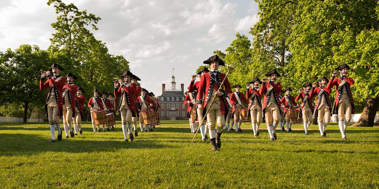 $133-$201 – Colonial Williamsburg Stay through Summer -- Williamsburg, VA