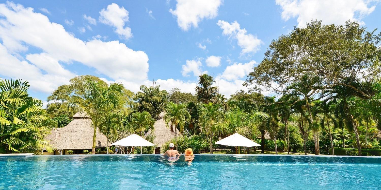£173 – Belize Jungle Resort w/Breakfast, 50%Off -- Belize