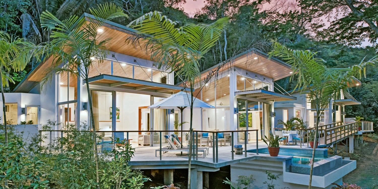 $235 – Belize Jungle Villas w/Breakfast, 60% Off -- Belize