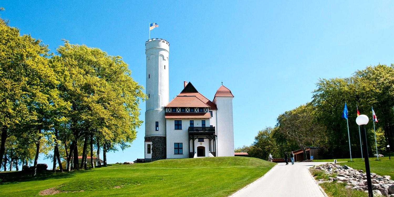 Hotel Schloss Ranzow -- Sassnitz