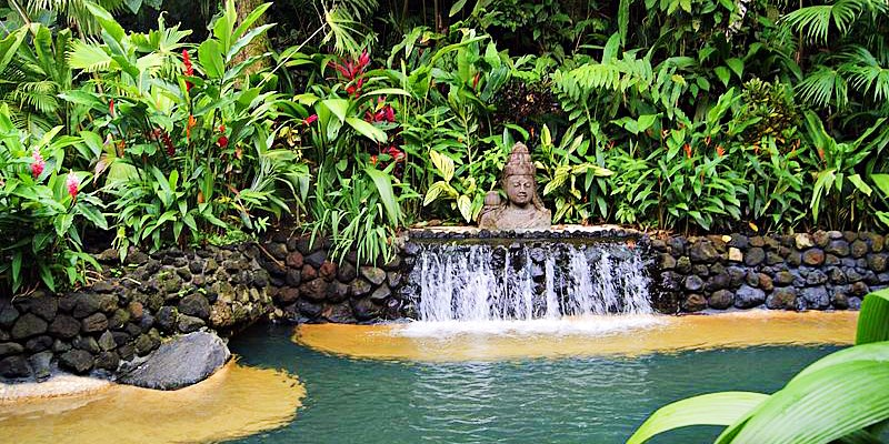 Tabacón Thermal Resort & Spa -- Arenal, Costa Rica