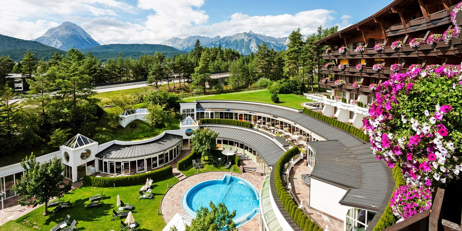 Krumers Alpin Resort & Spa -- Seefeld in Tirol, Austria