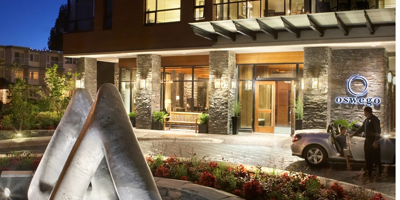 The Oswego Hotel -- Victoria, Canada