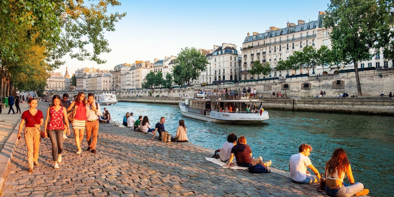 Dsd 99€ – Hotel con encanto en París y crucero por el Sena, -53% -- París, Francia