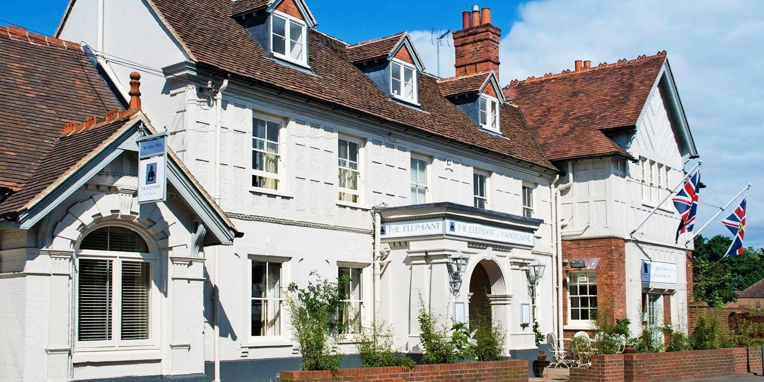 Elephant Hotel -- Pangbourne, United Kingdom
