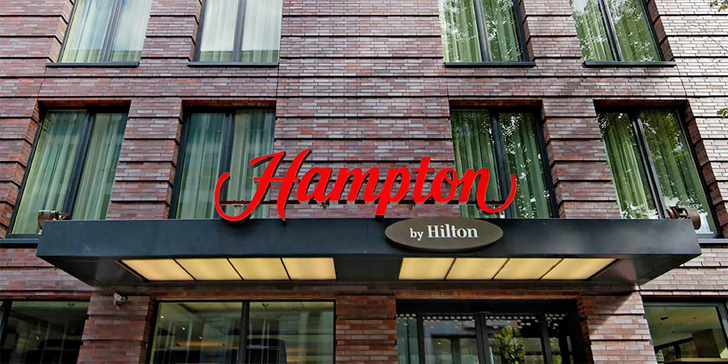Hampton by Hilton Berlin City West -- Berlin, Germany