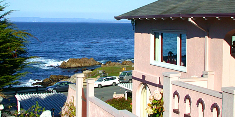 Martine Inn -- Monterey, CA