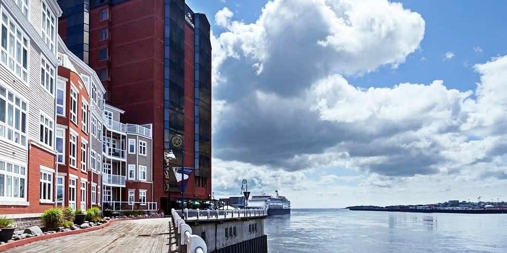 Hilton Saint John -- Saint John, New Brunswick