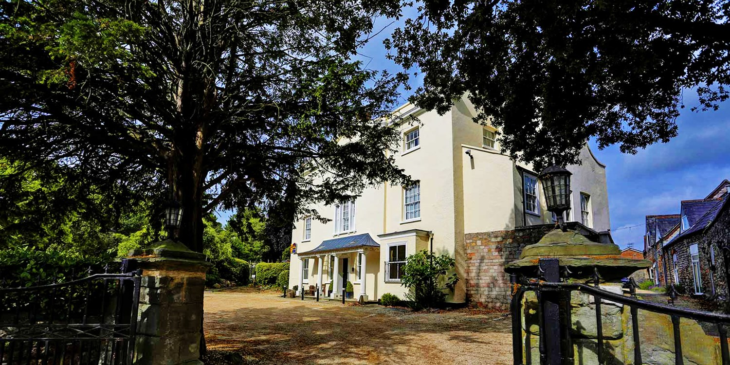 Best Western Henbury Lodge Hotel -- Bristol