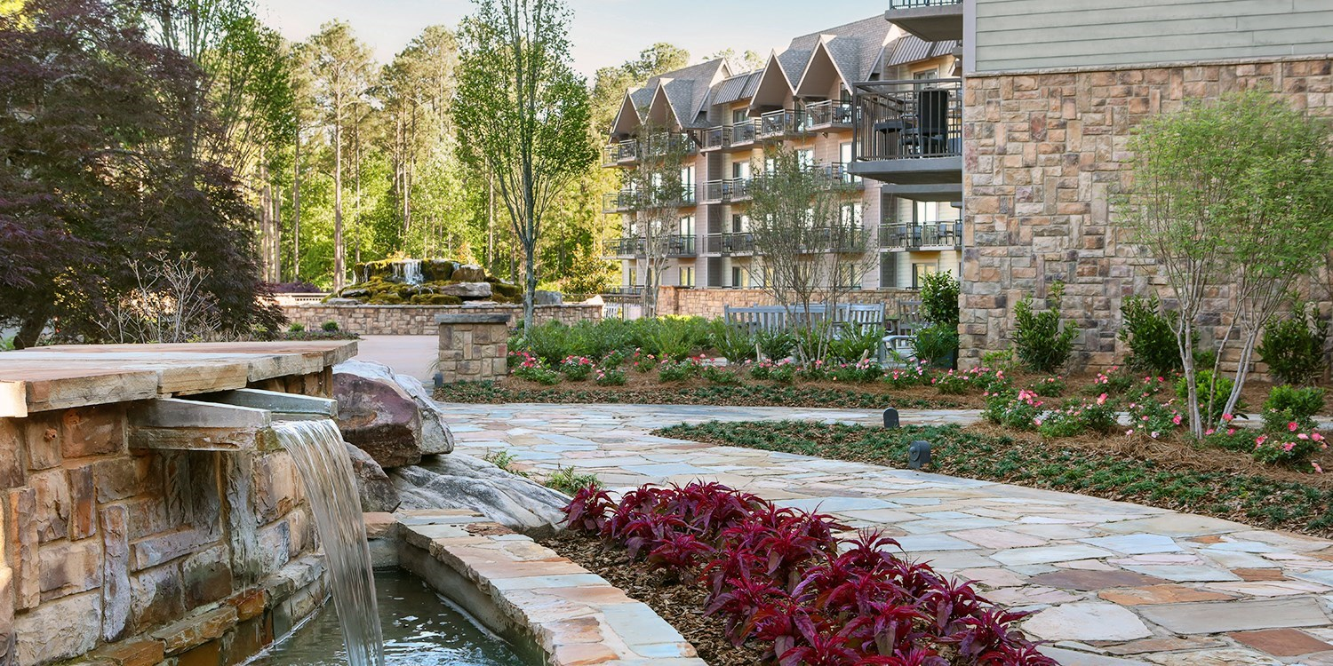 Lodge And Spa At Callaway Gardens    Pine Mountain, GA