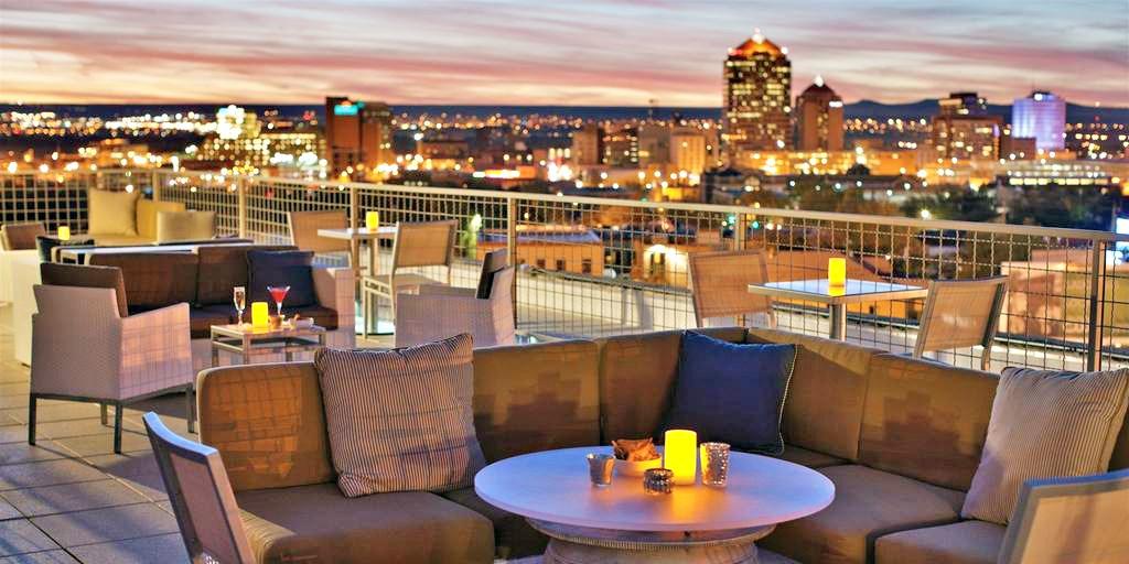 Hotel Parq Central -- Albuquerque, NM