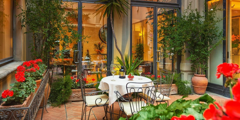 Hotel Rivoli -- Florence, Italy