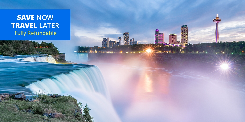 $69 – Niagara Falls Stays incl. Wine & Extras -- Niagara Falls, Ontario