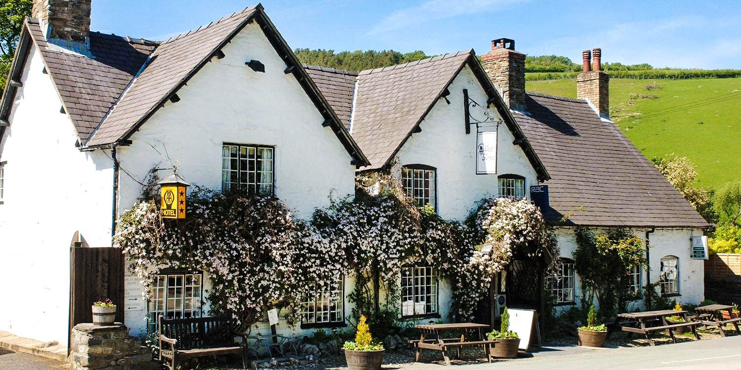 The West Arms -- Llanarmon Dyffryn Ceiriog, United Kingdom
