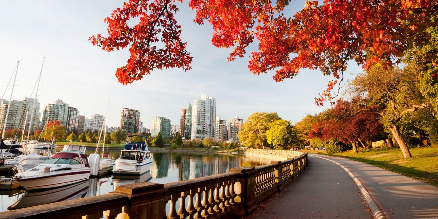 $99 – Vancouver Stay near Stanley Park, Reg. $194 -- Vancouver, British Columbia