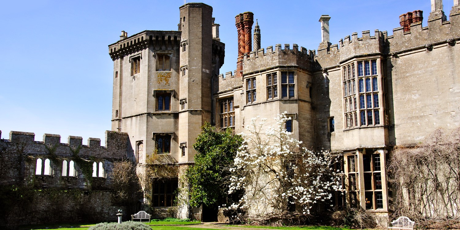 Thornbury Castle -- Thornbury