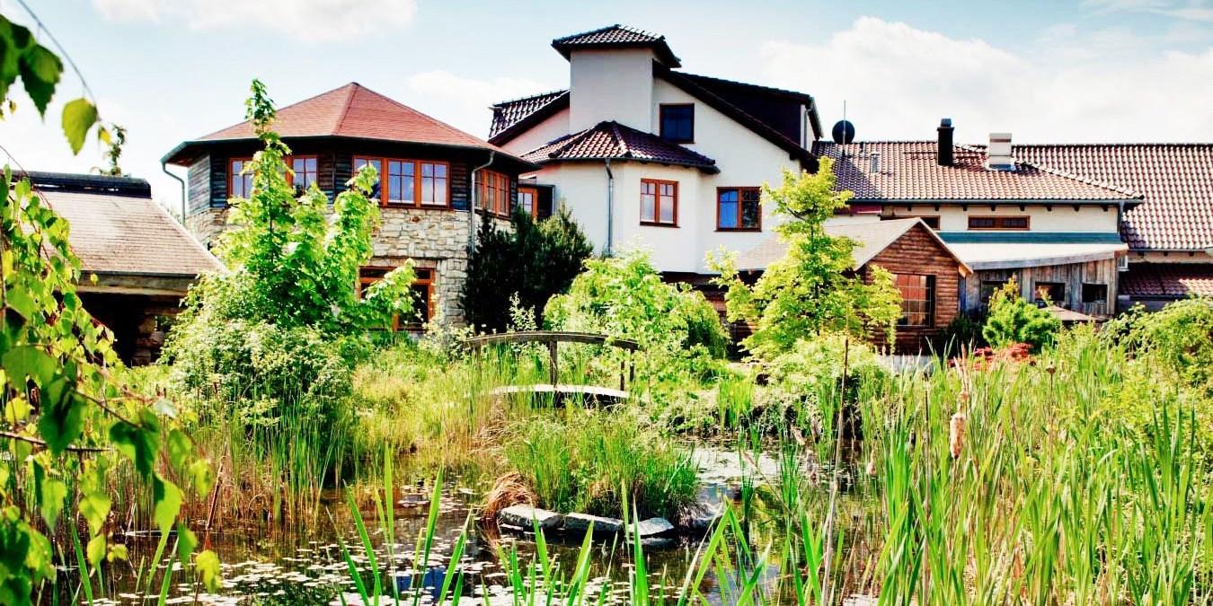 149€ – Direkt am See: Wellnesshotel in der Lausitz, -49% -- Senftenberg