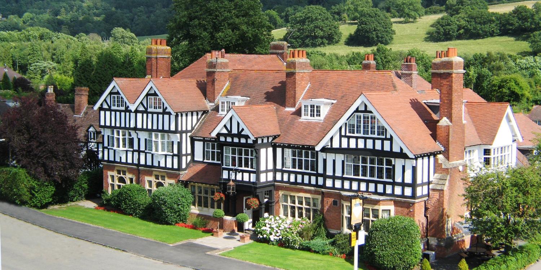 Malvern Hills getaway with meals
